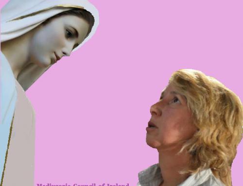 MESSAGE OF OUR LADY OF MEDJUGORJE THROUGH THE VISIONARY MARIJA PAVLOVIĆ-LUNETTI.