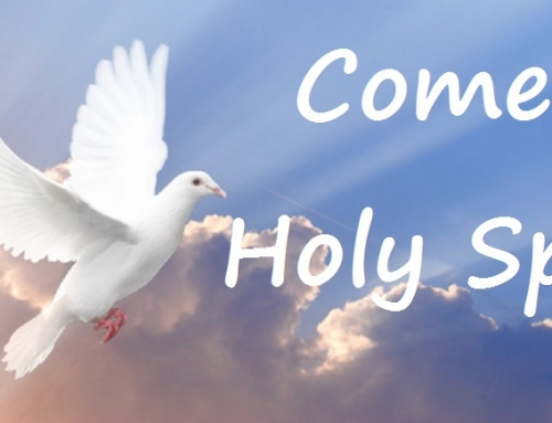 Day 2 NOVENA TO THE HOLY SPIRIT. Today we pray for the gift of UNDERSTANDING