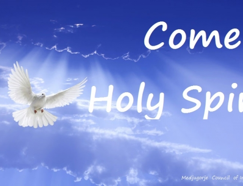 Day 3  NOVENA TO THE HOLY SPIRIT.  Today we pray for the gift of  COUNSEL