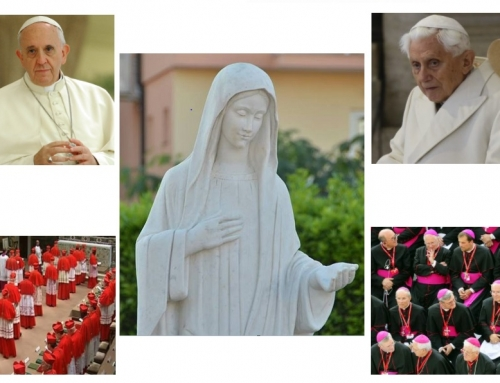Day 4. Novena in thanksgiving for 37 years of Our Lady's apparitions in Medjugorje.