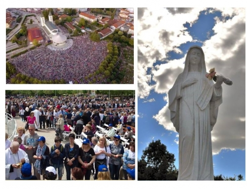 Day 5. Novena of thanksgiving for 37 years of  Our Lady's apparitions in Medjugorje