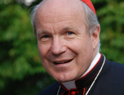 Cardinal Christoph Schönborn's message to Medjugorje Youth Festival 2017