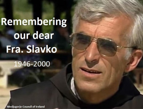FRA. SLAVKO BARBARIĆ 'S 17th ANNIVERSARY TODAY.