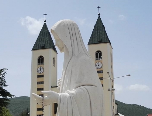 1.57 million Sacred Hosts distributed in Medjugorje in 2017.