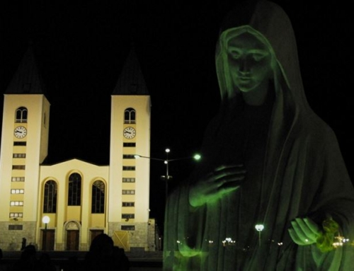 Medjugorje remembers Priests &  parishioners killed in WW1 & WW2 & Civil War.