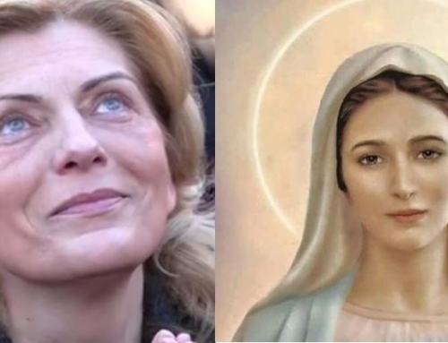 Message of Our Lady of Medjugorje, Queen of Peace, through the visionary Mirjana Dragicević-Soldo. 18th March 2018.
