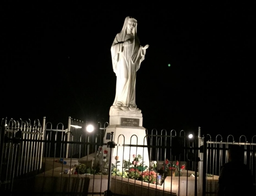 OUR LADY'S APPARITION TO IVAN, TONIGHT 27th April 2018