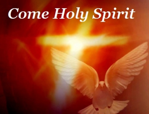 Day 5. 15th May.  NOVENA TO THE HOLY SPIRIT.  We pray for an out pouring of the gift of  KNOWLEDGE