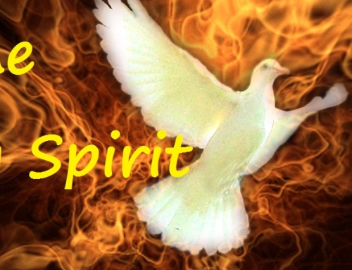 Day 9. 19th May. NOVENA TO THE HOLY SPIRIT. We thank you for your gifts