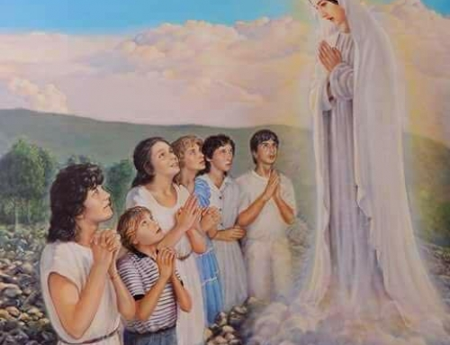 MEDJUGORJE, ON THIS DAY IN 1981..6th Day of the Apparitions. THERE WERE ALWAYS THE UNFAITHFUL, THE JUDAS.